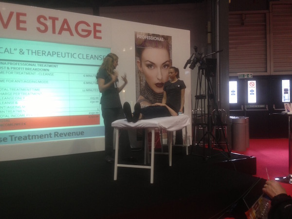 live stage