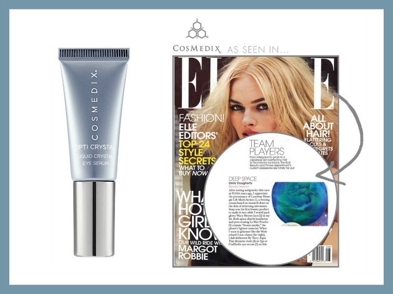 Opti Crystal Eye Cream – As Seen In American Elle Magazine