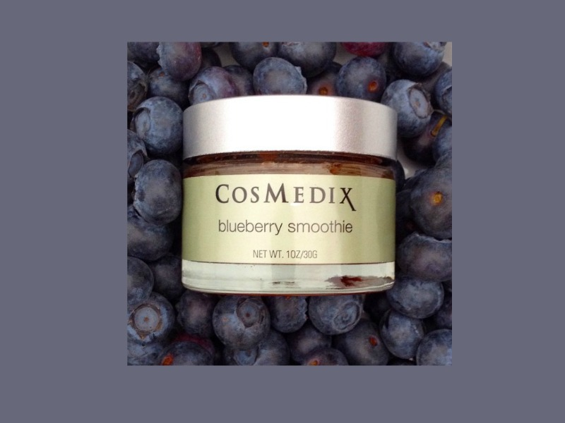 CosMedix Blueberry Smoothie – Treatment Spotlight