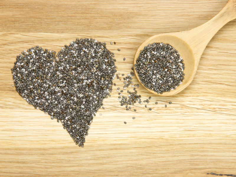 Why we love Chia Seeds (and you should too!)