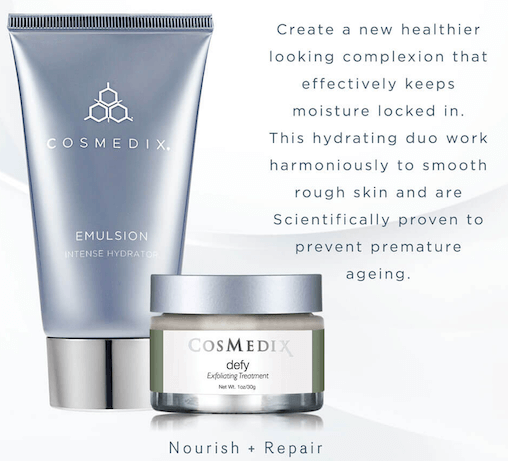 Product Spotlight: COSMEDIX Defy & Emulsion